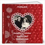 Mom & Dad s Wedding - 12x12 Photo Book (20 pages)