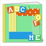 ABC OF ME 2010 - 8x8 Photo Book (20 pages)