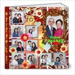 Celabration 20th Birthday - 8x8 Photo Book (20 pages)