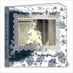 happy mom day - 8x8 Photo Book (20 pages)
