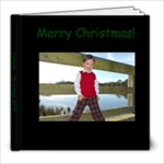 Mom and Dads Christmas Present last Year  - 8x8 Photo Book (20 pages)