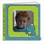 Gavin s 1st Haircut - 8x8 Photo Book (20 pages)