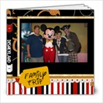 disneyland - 8x8 Photo Book (30 pages)