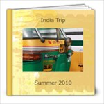 India - 8x8 Photo Book (30 pages)