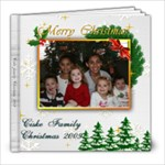 Ciske Family Christmas 2009 - 8x8 Photo Book (20 pages)