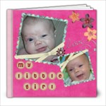 haydens book - 8x8 Photo Book (20 pages)