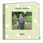 Ethan Calgary 05 - 8x8 Photo Book (30 pages)