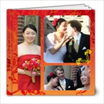 Wedding Book - Elisa - 8x8 Photo Book (20 pages)
