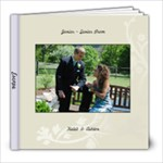 Prom - 8x8 Photo Book (20 pages)
