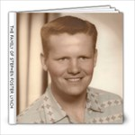 Lynch Family Photo Book - 8x8 Photo Book (39 pages)