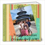 disney2 - 8x8 Photo Book (30 pages)