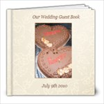 guestbook - 8x8 Photo Book (20 pages)