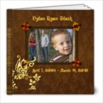 Dylan Ryan Slack 2004-2010 - 8x8 Photo Book (30 pages)