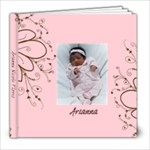 Arianna Flores - 8x8 Photo Book (20 pages)