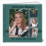 Kristy s - 8x8 Photo Book (30 pages)