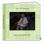 Nena s Birthday - 8x8 Photo Book (20 pages)