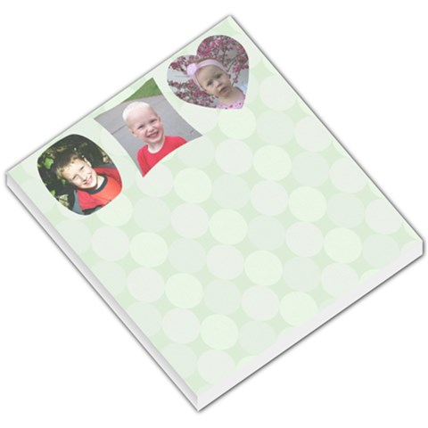 My Babies! By Jennifer Russ   Small Memo Pads   9ojm3xd740lb   Www Artscow Com