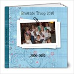 Brownie Book - 8x8 Photo Book (20 pages)