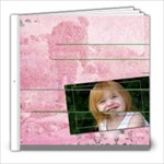 Jaylin s Garden, Volume 1 - 8x8 Photo Book (60 pages)