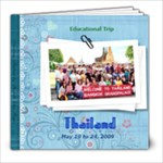 Thailand Adventure - 8x8 Photo Book (20 pages)