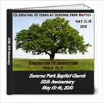SPBC 50th - 8x8 Photo Book (30 pages)