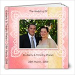 Wedding Complete - 8x8 Photo Book (60 pages)