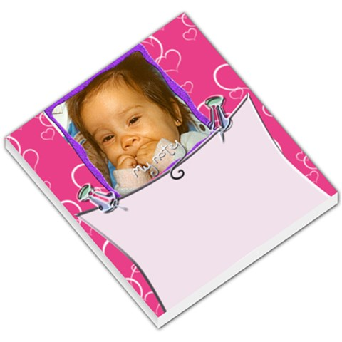 Notes By Lydia   Small Memo Pads   Ebb2jzphmjez   Www Artscow Com