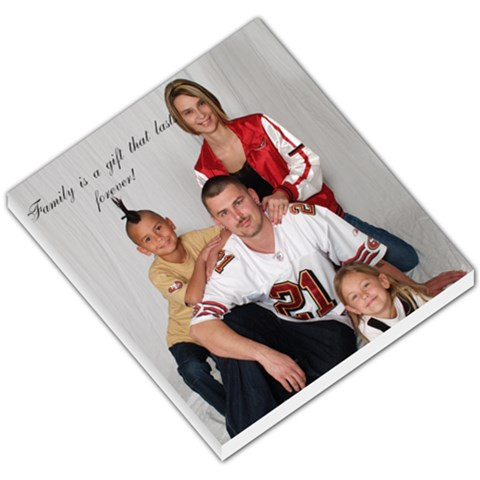 Family Memo By Gloria Hall   Small Memo Pads   Zvfzufmsd2n1   Www Artscow Com