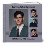 Travis  - 8x8 Photo Book (30 pages)