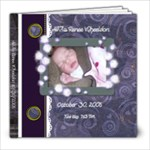 Alivia s Book - 8x8 Photo Book (30 pages)