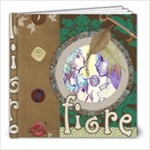 Fiore - 8x8 Photo Book (20 pages)