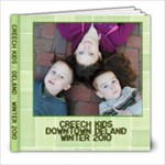 Kids-DeLand-Winter 2010 - 8x8 Photo Book (30 pages)