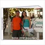 Belize - 9x7 Photo Book (20 pages)
