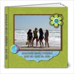 Mandalay Beach 2010 - 8x8 Photo Book (20 pages)