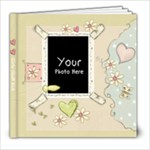 Girly Stuff 8x8 - 8x8 Photo Book (20 pages)