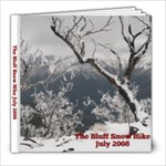 The Bluff 2008 - 8x8 Photo Book (30 pages)
