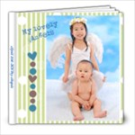 HK Studio Anson & Val - 8x8 Photo Book (30 pages)