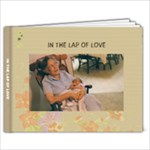 IN THE LAP OF LOVE - 9x7 Photo Book (20 pages)