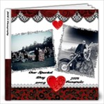Jason and Maxines wedding book===Finished - 12x12 Photo Book (20 pages)