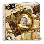 mary - 8x8 Photo Book (30 pages)