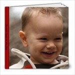 Bennett goes to the Zoo - 8x8 Photo Book (20 pages)