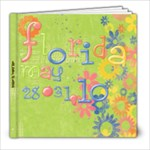 florida - 8x8 Photo Book (30 pages)