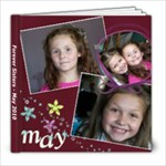 May June 2010 - 8x8 Photo Book (30 pages)