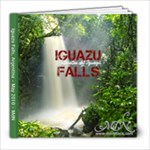 IguazuFalls2010 - 8x8 Photo Book (30 pages)