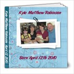 Kyle Mattew - 8x8 Photo Book (20 pages)