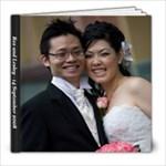 Brides Parents Book - 8x8 Photo Book (30 pages)