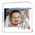 Meu primeiro aninho - 8x8 Photo Book (20 pages)
