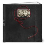 2009 Alex - 8x8 Photo Book (30 pages)