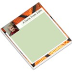 Basketball Notepad - Small Memo Pads