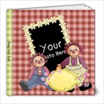 RagDoll 8x8 - 8x8 Photo Book (20 pages)